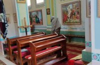В Тернопольской области COVID-19 обнаружили у еще одного священника