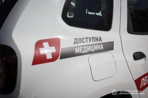 """На Буковине в """"скорой"""" умер гражданин Италии, которого отказались принять в двух больницах"""