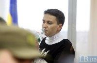 Защищать Савченко в суде будет Шадрин