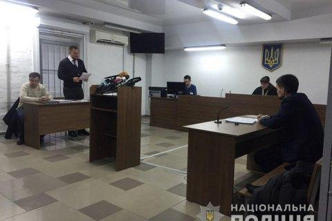 Мужчина, расстрелявший супружескую пару под судом в Николаеве, арестован без права залога