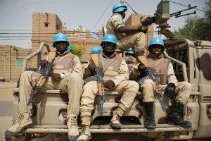 Украина не обращалась в ООН по поводу введения миротворцев