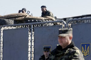 Жодна військова частина в Криму не здалася, - командування ВМС