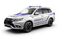 Полицейских пересадят на гибридные внедорожники