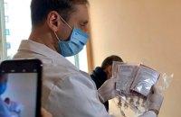 В Украине впервые пересадили костный мозг от неродственного донора