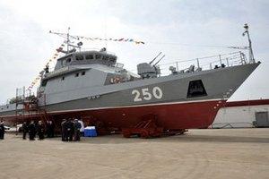 Казахстан показал первый ракетный корабль