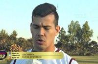 В чемпионате Парагвая вратарь забил курьезный автогол