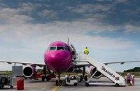 WizzAir відкриває рейси в Мілан