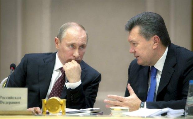 Россия не отпускает Украину