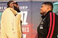 Нокаут від Уайлдера визнано кращим у професійному боксі у 2019 році