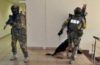 СБУ провела антитерористичні навчання в морській акваторії на півдні України