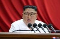 """Кім Чен Ин заявив про """"велику кризу"""" в КНДР через COVID-19"""