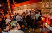У Києві влаштували нічний рейд зі знесення кіосків