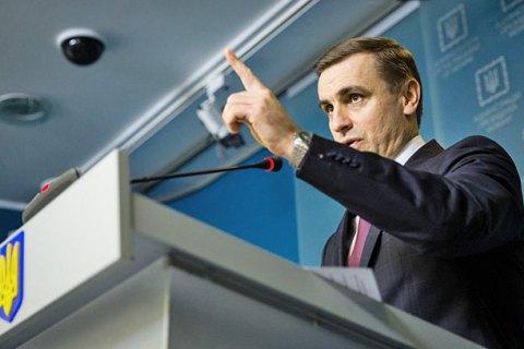 Украина не будет обсуждать введение миротворцев с представителями ОРДЛО, - Елисеев