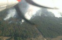 Лесной пожар, который длился 5 дней, ликвидировали в Херсонской области