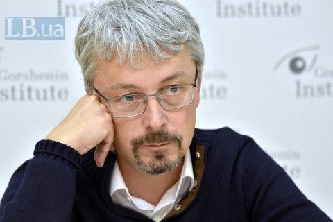 """Олександр Ткаченко: """"Кличко великий спортсмен, але хріновий менеджер міста"""""""