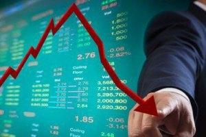 Індекси українських бірж продовжують падати