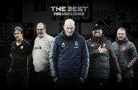 ФИФА объявила номинантов на звание лучшего тренера года
