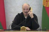 """Лукашенко розповів, хто керуватиме Білоруссю, якщо """"президента застрелили"""""""