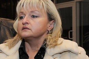 Ирине Луценко запретили видеться с мужем перед операцией