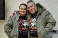 Комбата Янголенко выпустили из-под стражи