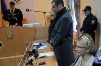Киреев не соглашается выключить кондиционер: адвокаты стоят в куртках