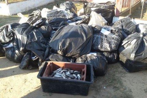 У Миколаївській області рибоохоронний патруль зловили на браконьєрстві