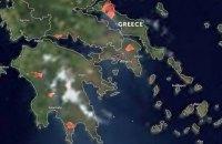 У Греції за добу зафіксували 426 пожеж, -  посольство