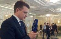 Російський журналіст, який кричав до Порошенка, вірить своїм колегам