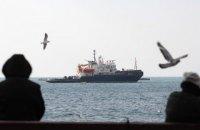 У Чорне море увійшли три військові кораблі РФ