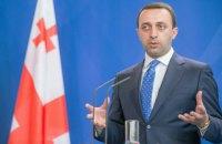 Грузія цього року може утриматися від отримання 75 млн євро від ЄС, - прем'єр Гарібашвілі