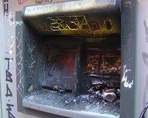 В Кривом Роге двое безработных украли из банкомата 441 тысяч грн