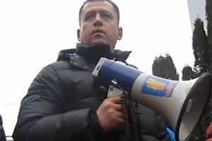 Экс-главу СБУ Хмельницкой области обвиняют в гибели двух человек