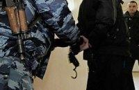 Милиционеров посадили за решетку после задержания пьяного судьи
