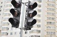 Ужгороду отключили освещение улиц и свтофоры за долги