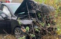 На Черниговщине прокурор устроил ДТП, погибли два человека