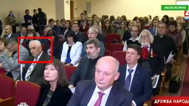 Лидер Конгресса русских общин Молдовы на съезде украинцев в Крыму