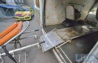 На Донбассе из-за обстрела ранен военный