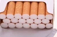 Кабмин хочет повышать акциз на сигареты каждый год на 20%