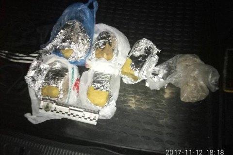 Задержанным со взрывчаткой жителям Закарпатья объявлено о подозрении