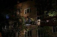 У Києві внаслідок пожежі у п'ятиповерхівці загинула жінка