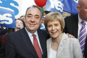 Лідером шотландських націоналістів вперше стала жінка