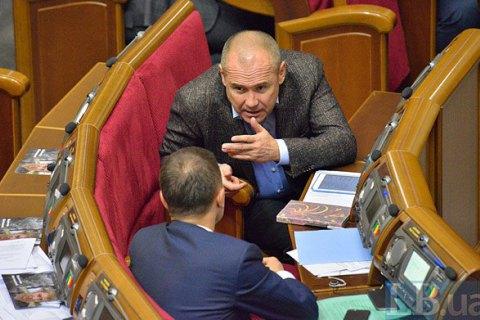 Нардеп Кривохатько вийшов з фракції БПП у Верховній Раді