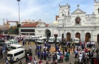 На Шри-Ланке задержали семерых подозреваемых в организации взрывов