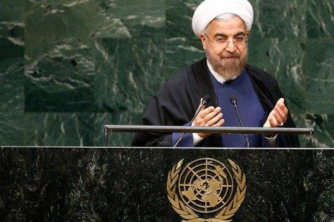 Президент Ирана предложил создать договор по борьбе с терроризмом