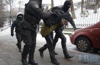 В полиции уточнили число задержанных участников потасовки у Соломенского суда