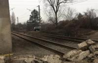 Міст, що обвалився в Румунії, заблокував залізничне сполучення з Молдовою