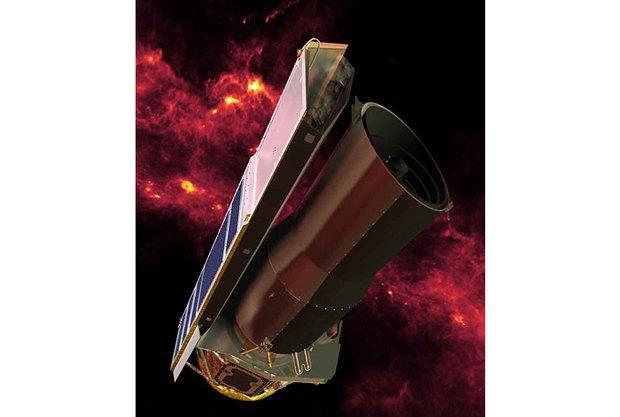 Компьютерная модель телескопа