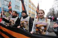 Учасники мітингу в Москві ухвалили резолюцію щодо Криму