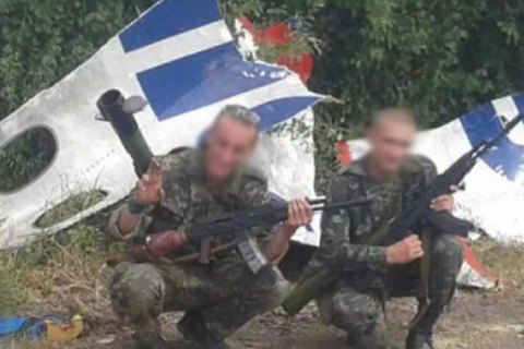 Пограничники задержали боевика, который охранял обломки сбитого MH17