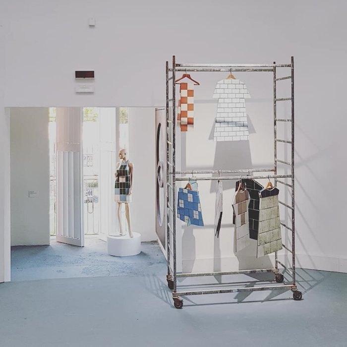Жанна Кадырова, Секонд-хэнд, в рамках основной выставки Венецианской биеннале в 2019 году